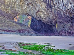 Arch at Thunder Rock Cove